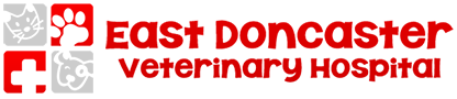 East Doncaster Veterinary Hospital Logo